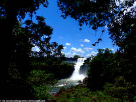 Iguazu - Lower circuit 1 by Cansounofargentina