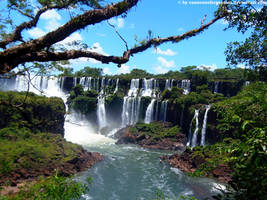 Iguazu - Lower circuit 2 by Cansounofargentina