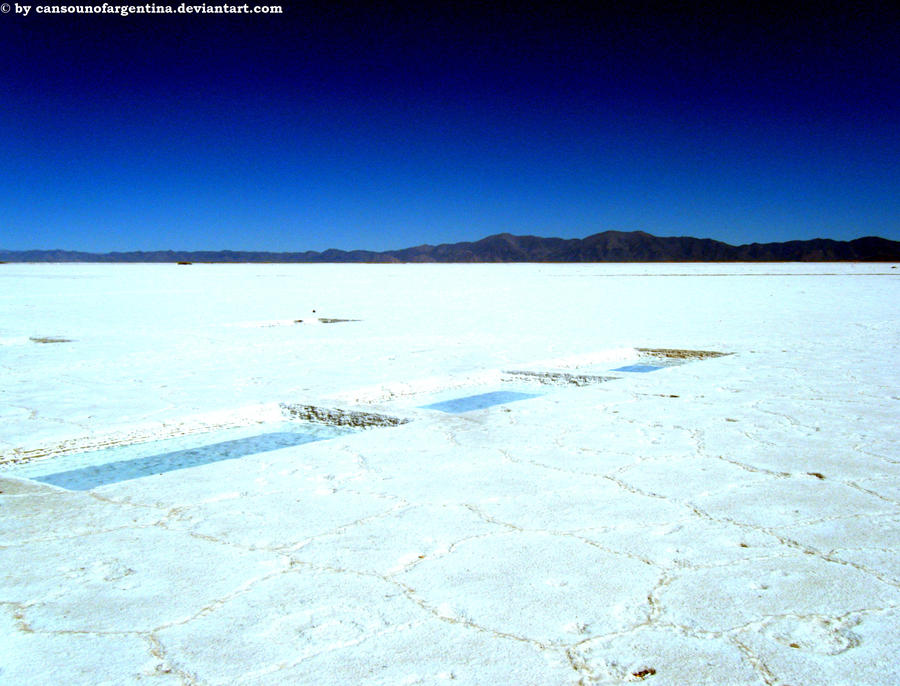 Salinas grandes VII by Cansounofargentina