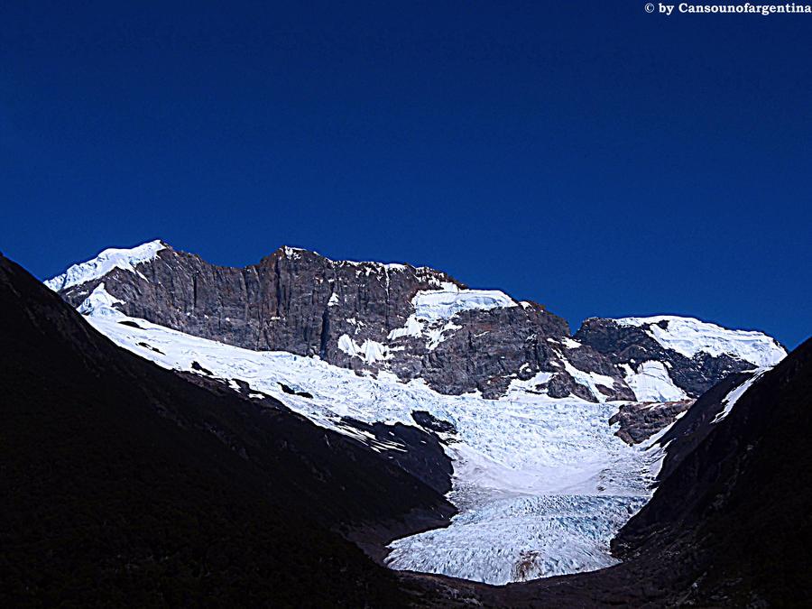 Upsala's glacier 3 by Cansounofargentina