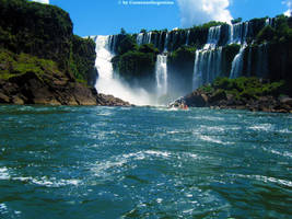 Iguazu - Lower circuit 8 by Cansounofargentina