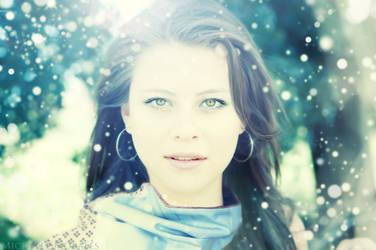 let it snow.. by MichelleMorales