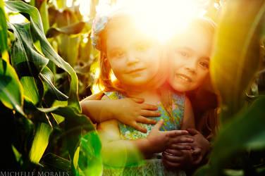 Sisters. by MichelleMorales