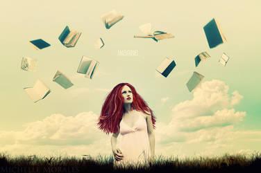 Imagine. by MichelleMorales