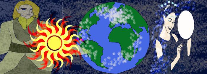Sun, Moon And Earth Edited-1