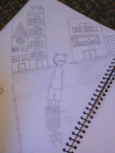 I just drew it by Kurokoyagami