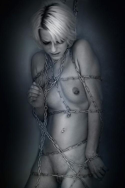 Blue bondage by fb101