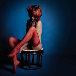Sad seductress by fb101