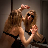 Dialog with a miror by fb101