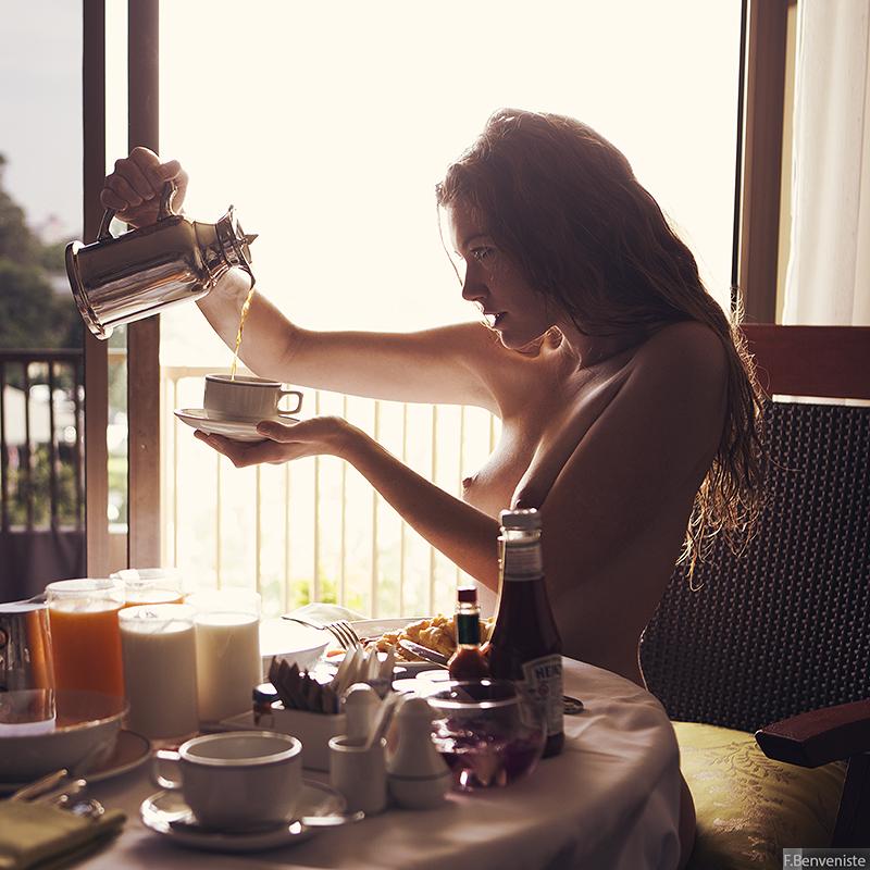 Breakfast in Thailand by fb101
