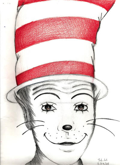 Cat In The Hat Makeup Design by sarcasticallyyours ...