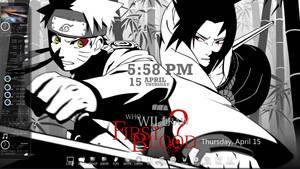 Naruto vs sasuke2