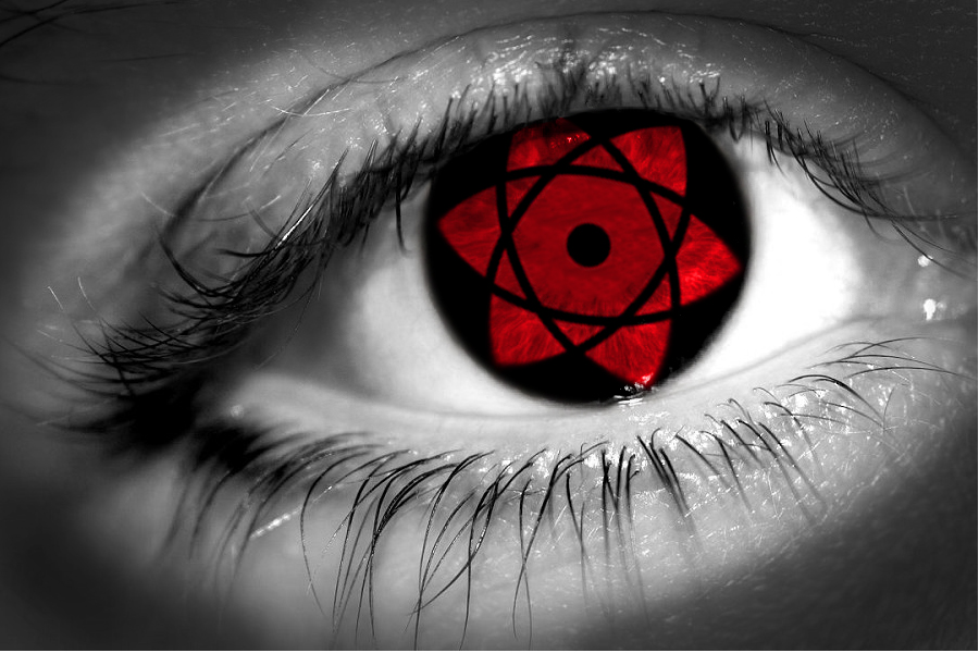 Real Sharingan Eye Contacts Sharingan eyes2 by legacyo