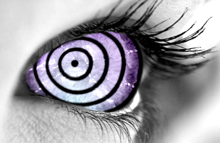 Rinnegan Eye by legacyO on DeviantArt
