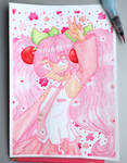 FanArt-Cherry Blossoms by SNA-Designs