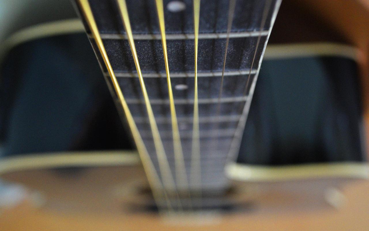 Guitar by mickhummel