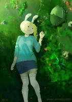 fiona by leomeza