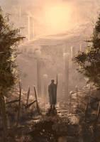The Eden. by leomeza