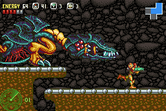 Metroid: Second Mission by X-Gamer-66