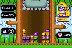 Wario's Woods GBA by X-Gamer-66