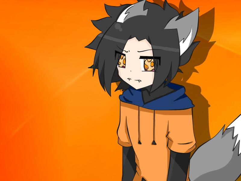 Omali The Wolf by susuki999