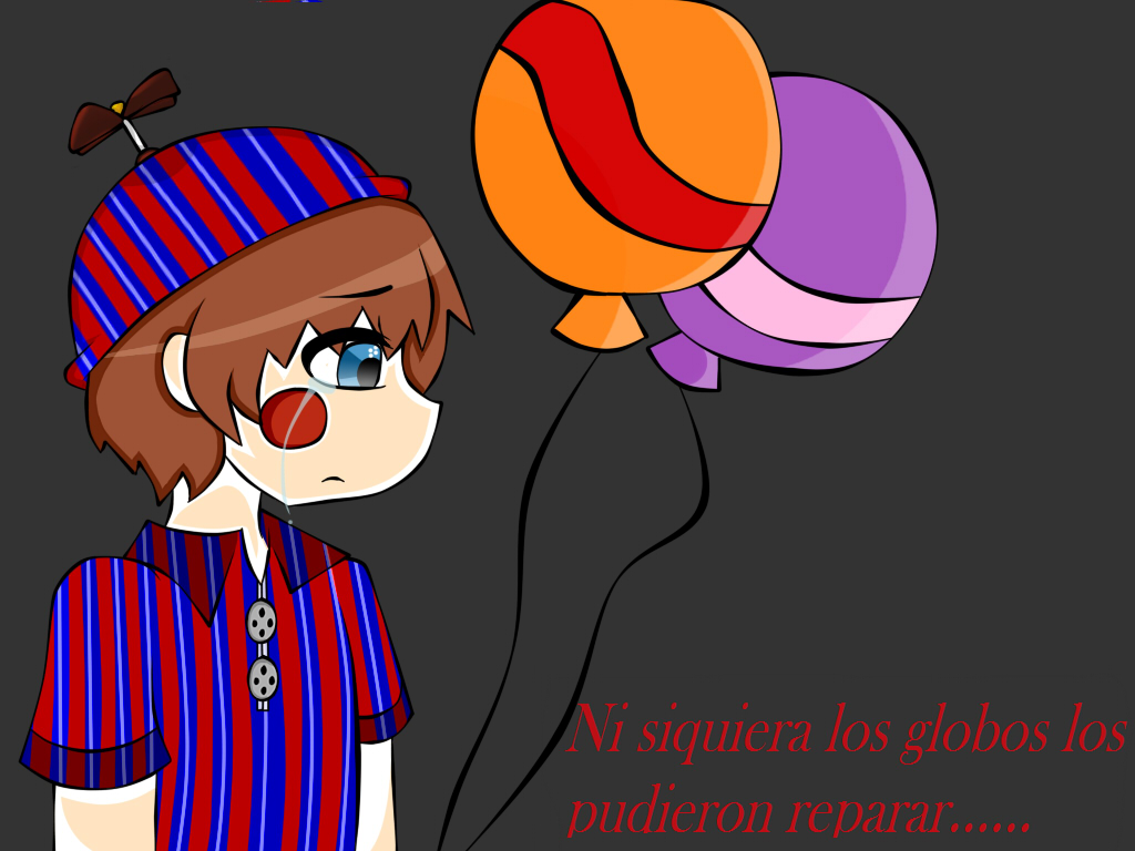 Balloon Boy by susuki999