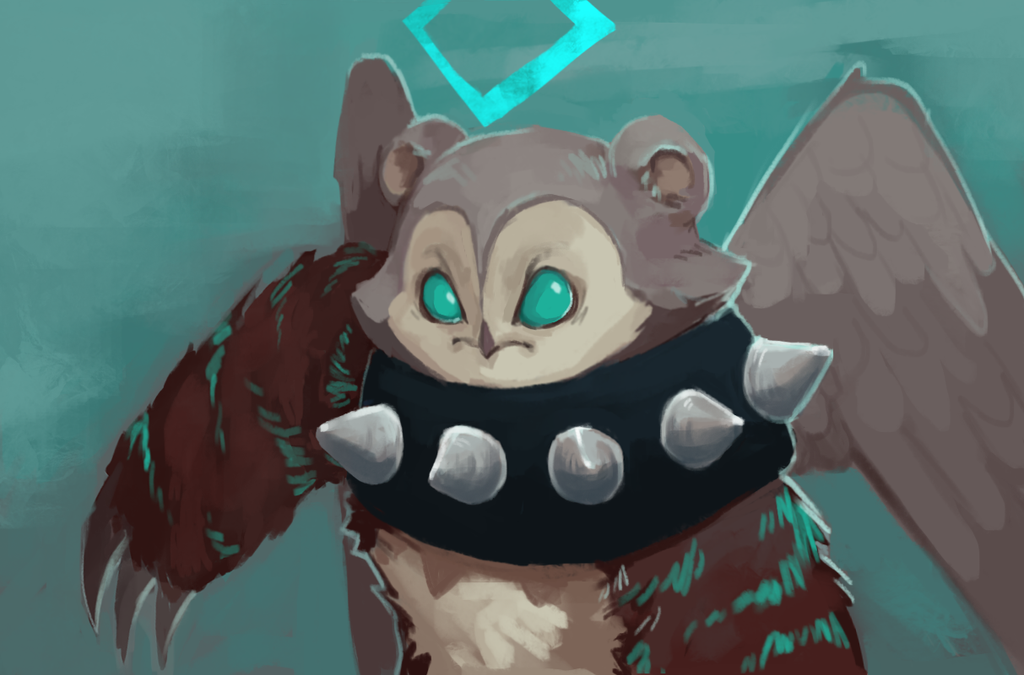 Taum Challenge o4: Painted Style by eveenya