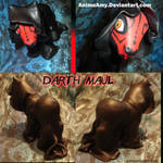 Darth Maul Pony