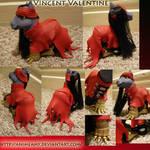 Vincent Valentine Custom Pony