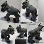 Professor Lupin Wolf Form