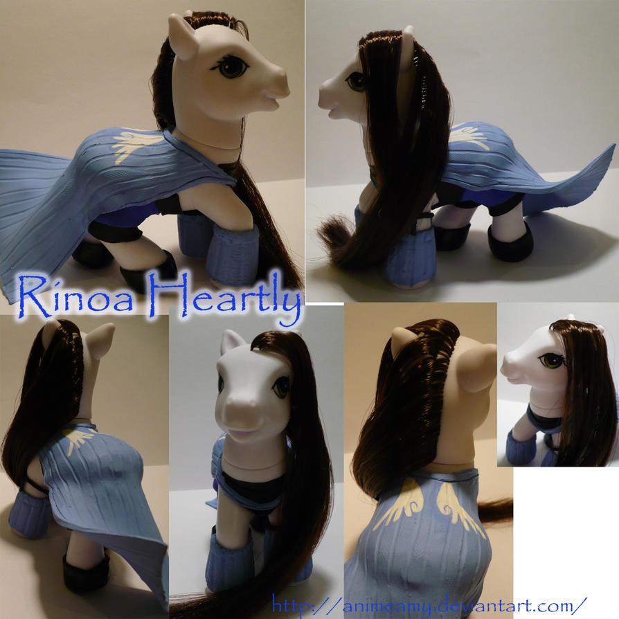 Rinoa Heartly FFVIII by AnimeAmy