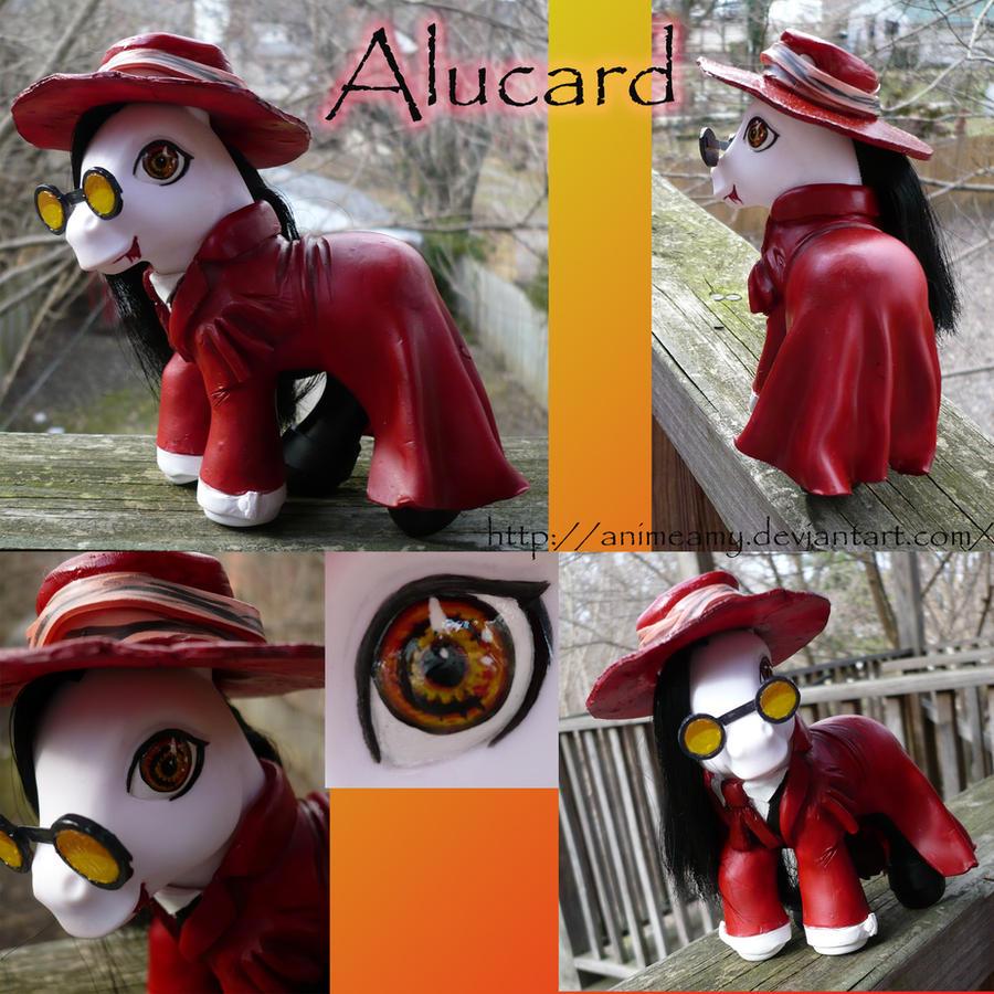 Alucard From Hellsing by AnimeAmy