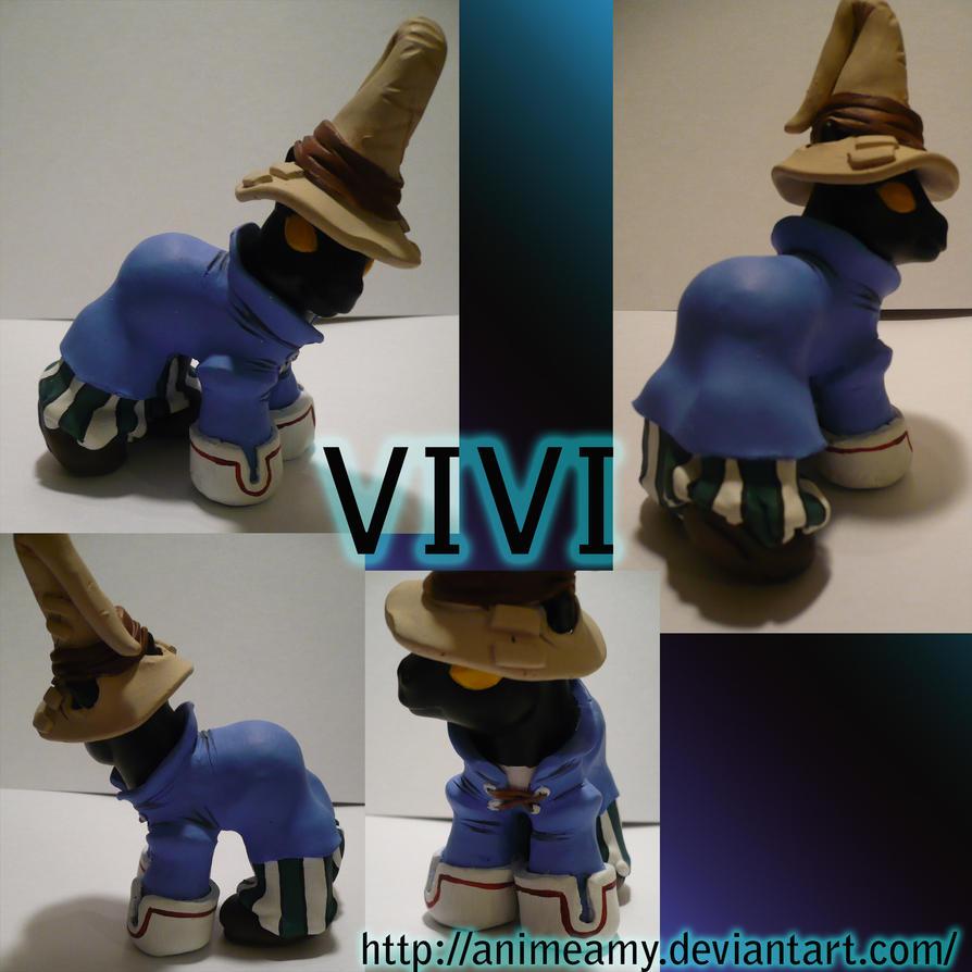 ViVi From Final Fantasy IX 9 by AnimeAmy