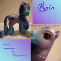 Rain Persona for Angelponies