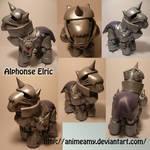 Alphonse Elric Pony