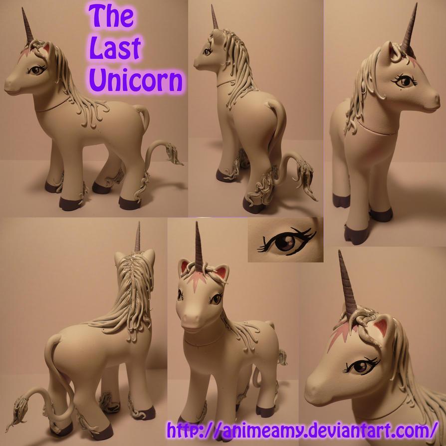 The Last Unicorn by AnimeAmy