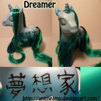 Dreamer Kanji Pony