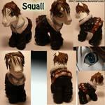 Squall Leonhart Pony