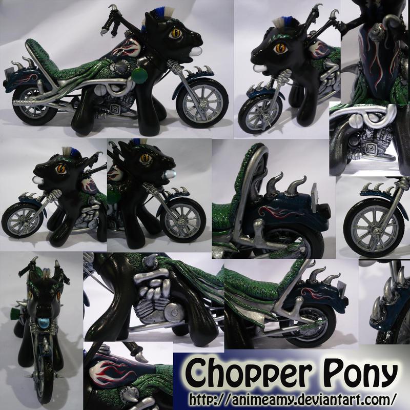 Chopper My Little Pony by AnimeAmy