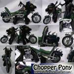 Chopper My Little Pony