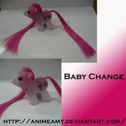 Baby Kanji Pony Change
