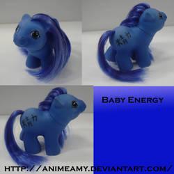 Baby Kanji Pony Energy