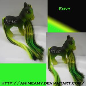 Kanji Pony Envy