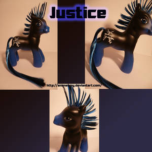 Kanji Pony Justice