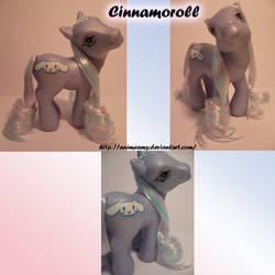 Cinnamoroll Pony