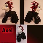 Axel From Kingdom Hearts
