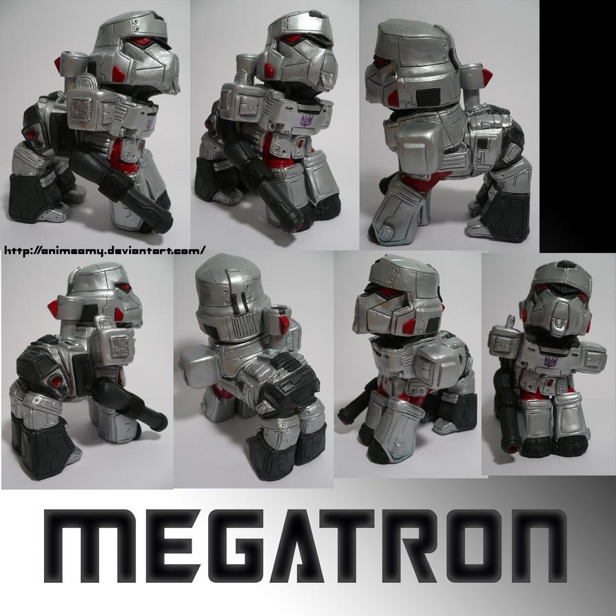 Megatron Pony by AnimeAmy