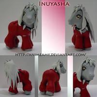Inuyasha Pony by AnimeAmy