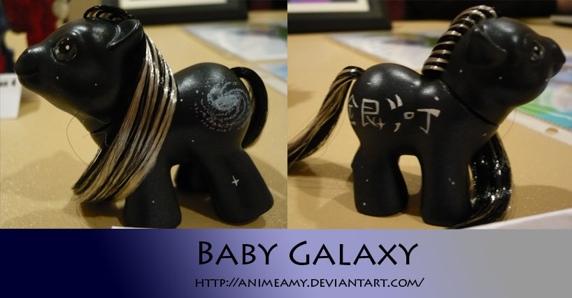 Baby Galaxy by AnimeAmy