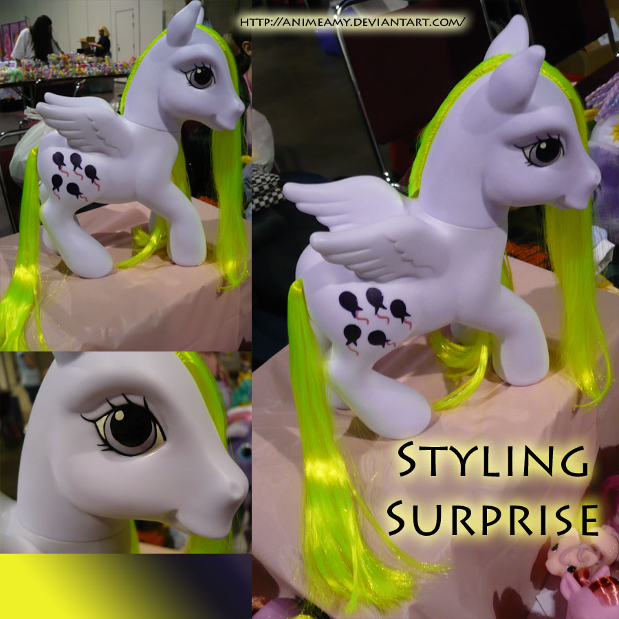 Styling Surprise by AnimeAmy